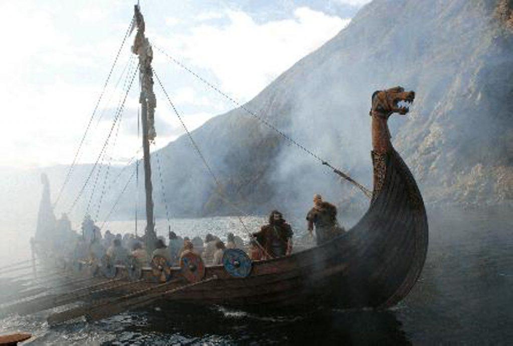 Viking merchant ships