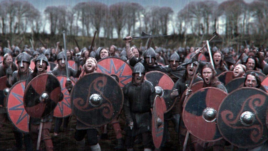 The Viking Combat