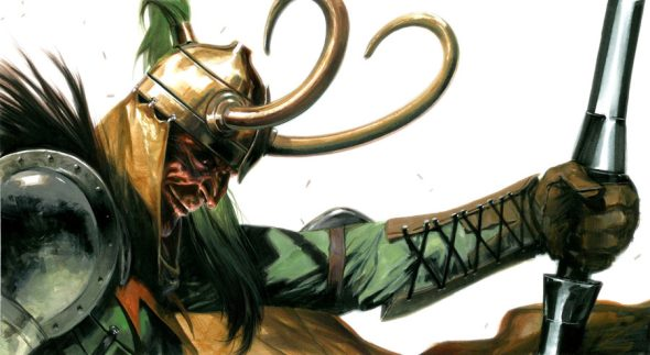 Image of Loki Norse Trickster