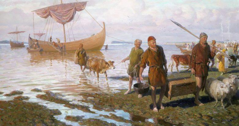 Ancient Viking Daily Life