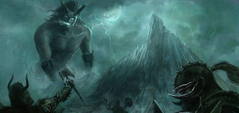 Norse Cosmos Norse World Creation