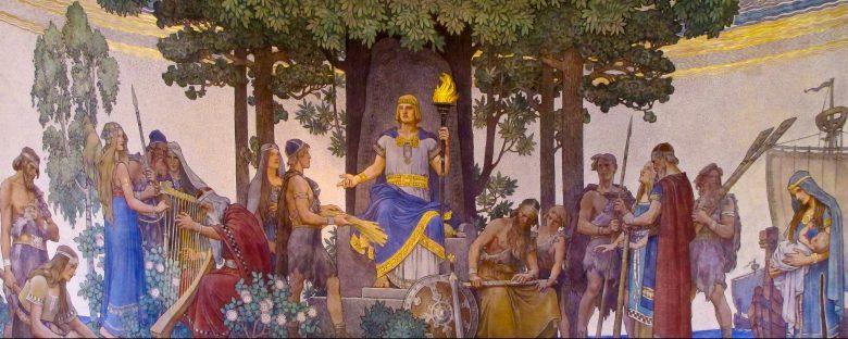 Image of Norse Gods