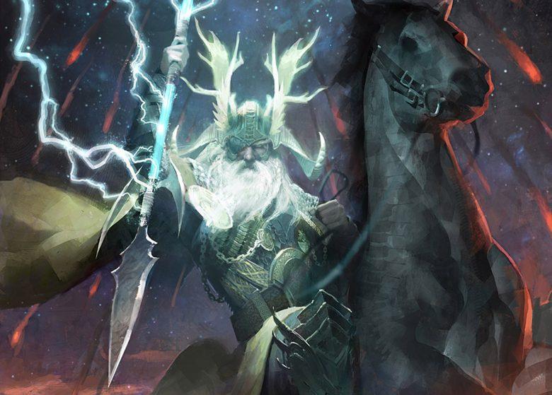 Image of Odin power