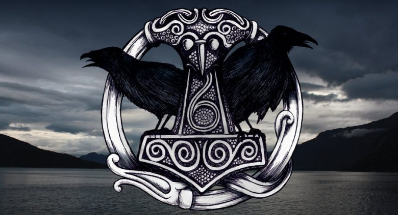 Image of Mjolnir symbol