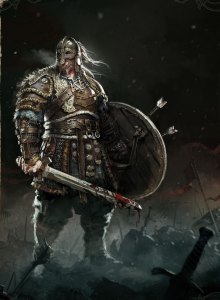 Image of Viking warrior