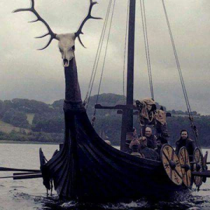 Image of Viking ship