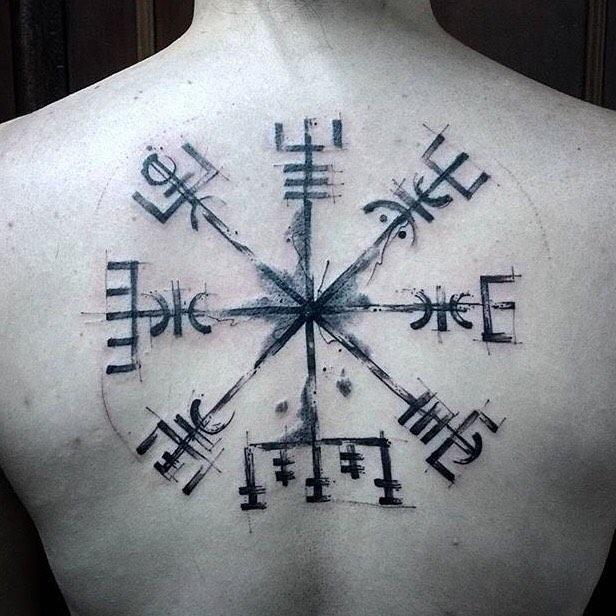 From Viking Symbols To Viking Tattoos History Of Vikings