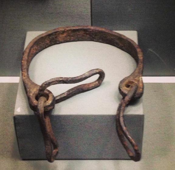 Image of Viking neck collars Viking artifacts