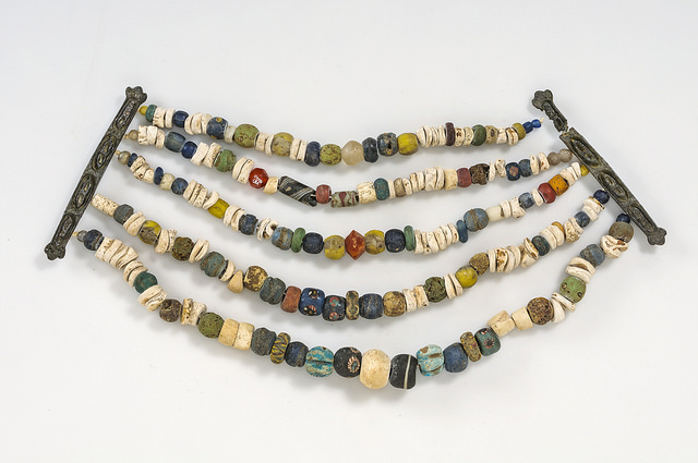 Image of Viking artifacts Viking necklaces