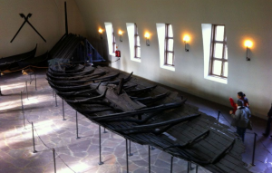 The Tune Ship was the first Viking ship ever excavated in 1867