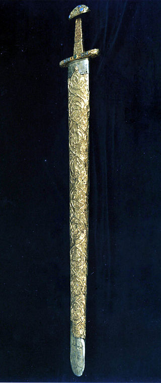 Sword of Saints Cosmas and Damian was the Viking sword that was used for ceremonies