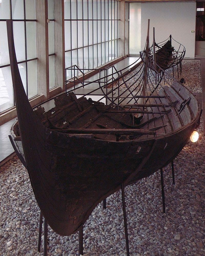 Skuldelev ships 3