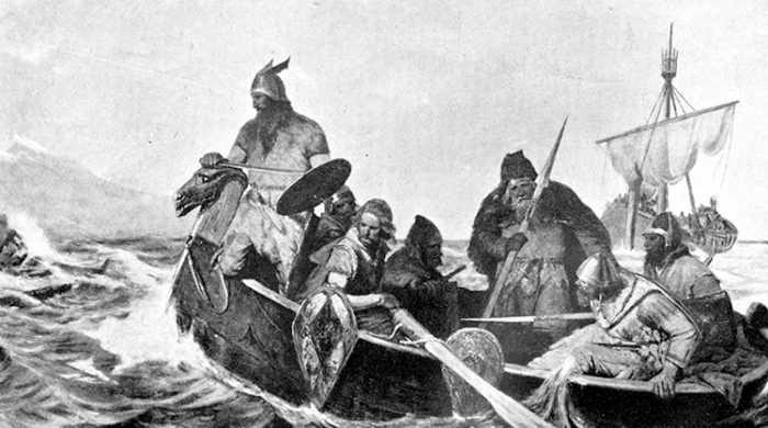 Viking Lindisfarne Attack, either by luck or well-prepared with information, was the first sign of the glorious Viking Age.