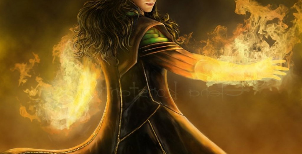 Loki was not God of Fire in Norse mythology