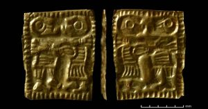 Viking couple amulet