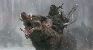 Gullinbursti boar of Freyr