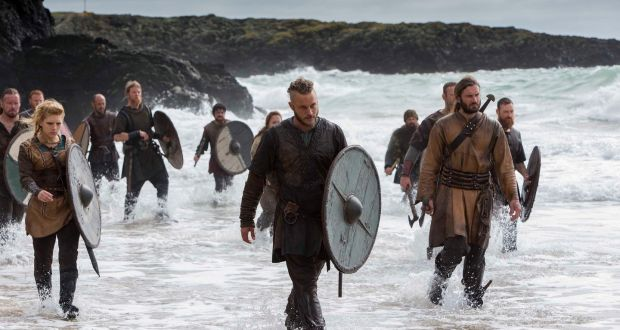 Vikings attacked Lindisfarne of Northumbria