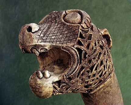 Viking Oseberg Style