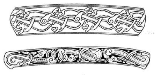 Viking Jelling Style