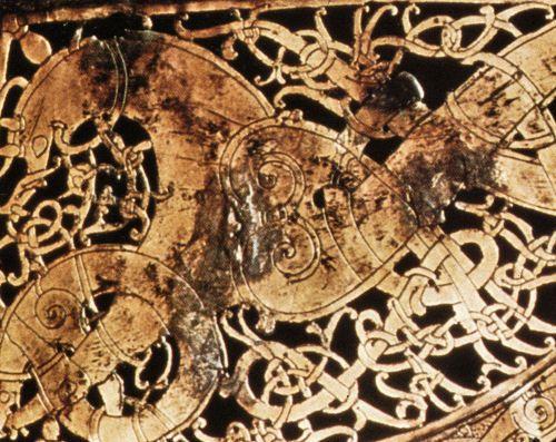 A recap of Viking Ringerike Style on artifact