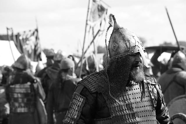 Viking warrior Sweyn Forkbeard