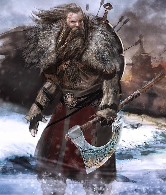 From Viking to Valhalla