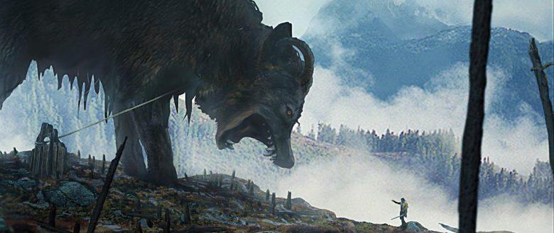 Image of Binding Wolf Fenrir
