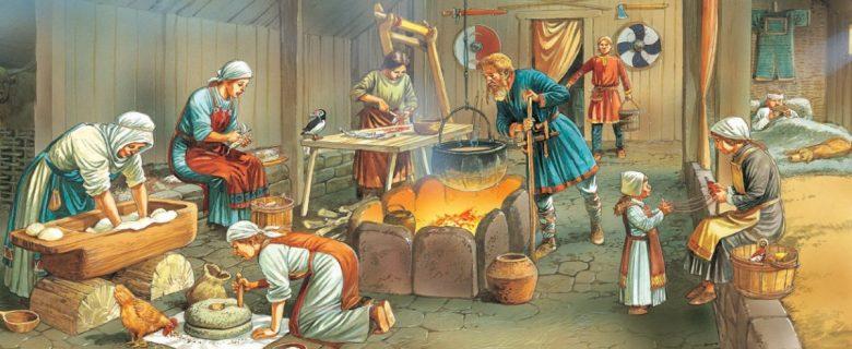 Image of Viking Daily Life