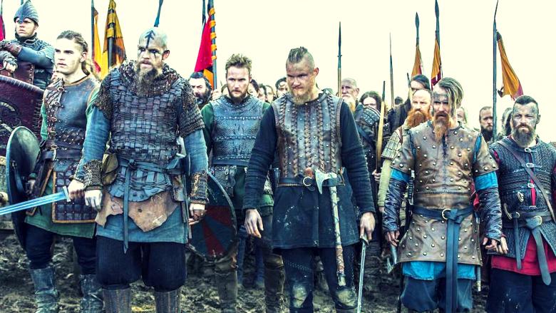 Image of Viking lifestyles Viking warriors
