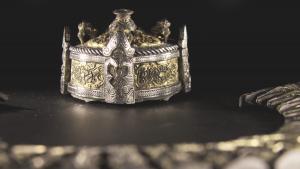 Image of Viking jewelry box