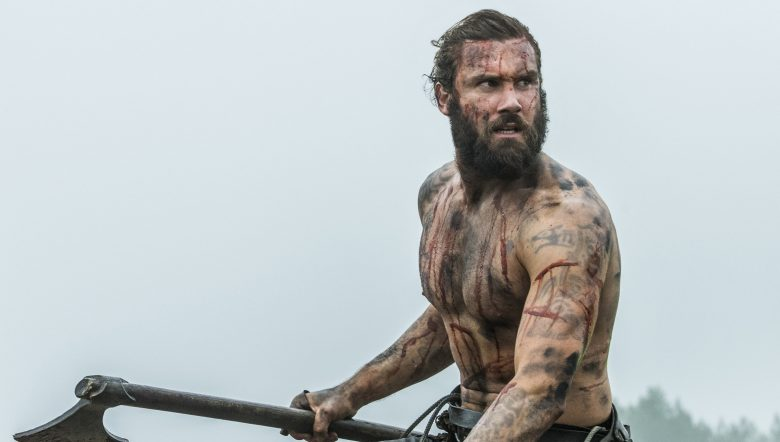 Viking Rollo in Vikings TV series
