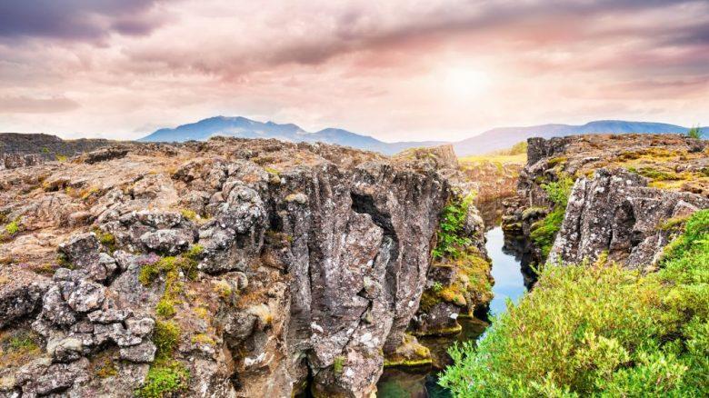 Viking famous places Thingvellir