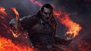 Loki in Norse myth: Was Loki a god of fire?