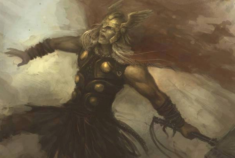 Less Known Gods in Norse Mythology