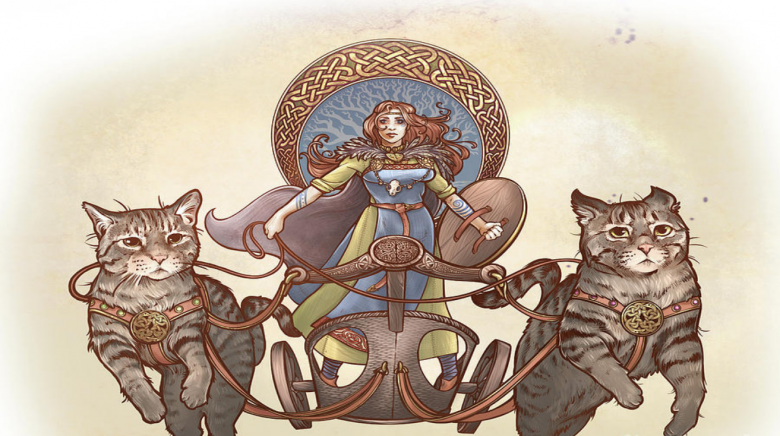 Cats of Freya