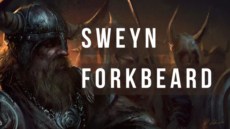 Sweyn Forkbeard First Viking King of English