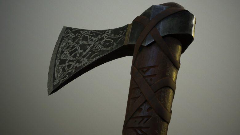 Viking Mammen style