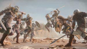 Viking warrior Viking to Valhalla