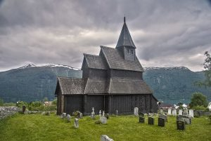 Viking Urnes Stave Church