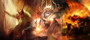 gods of fire in norse mythology