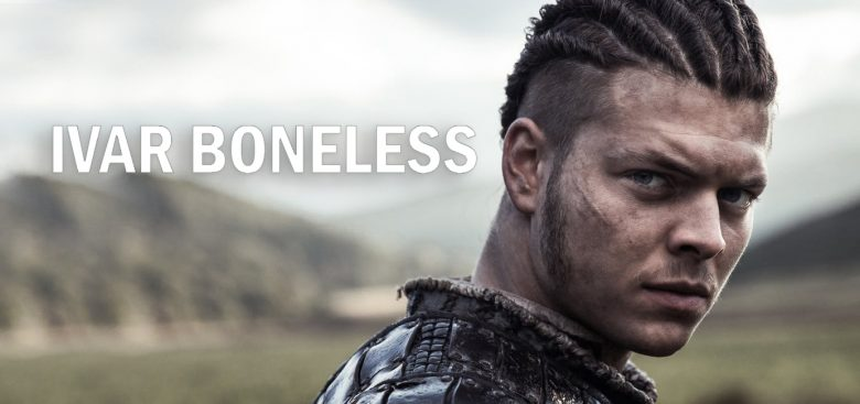 Ivar Boneless Viking Danish King