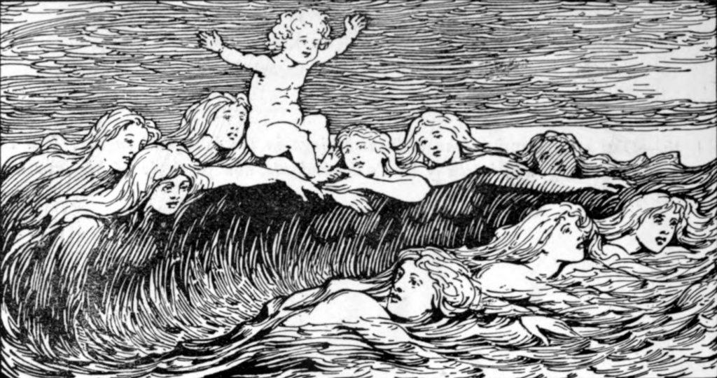 Nine Daughters of Aegir