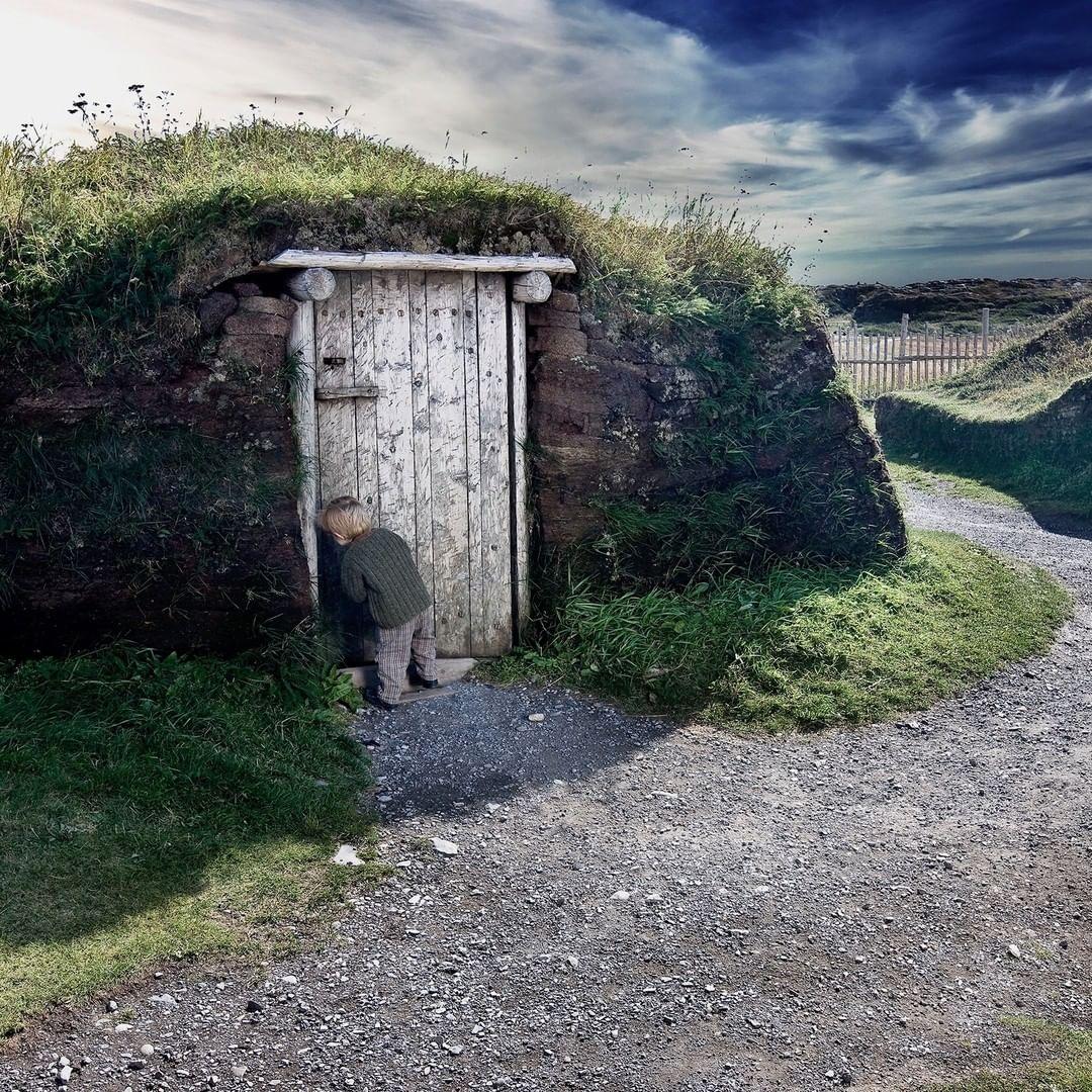 Viking Settlement in L'Anse aux Meadows