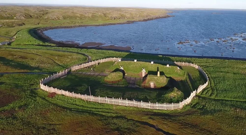 Viking settlement in North America
