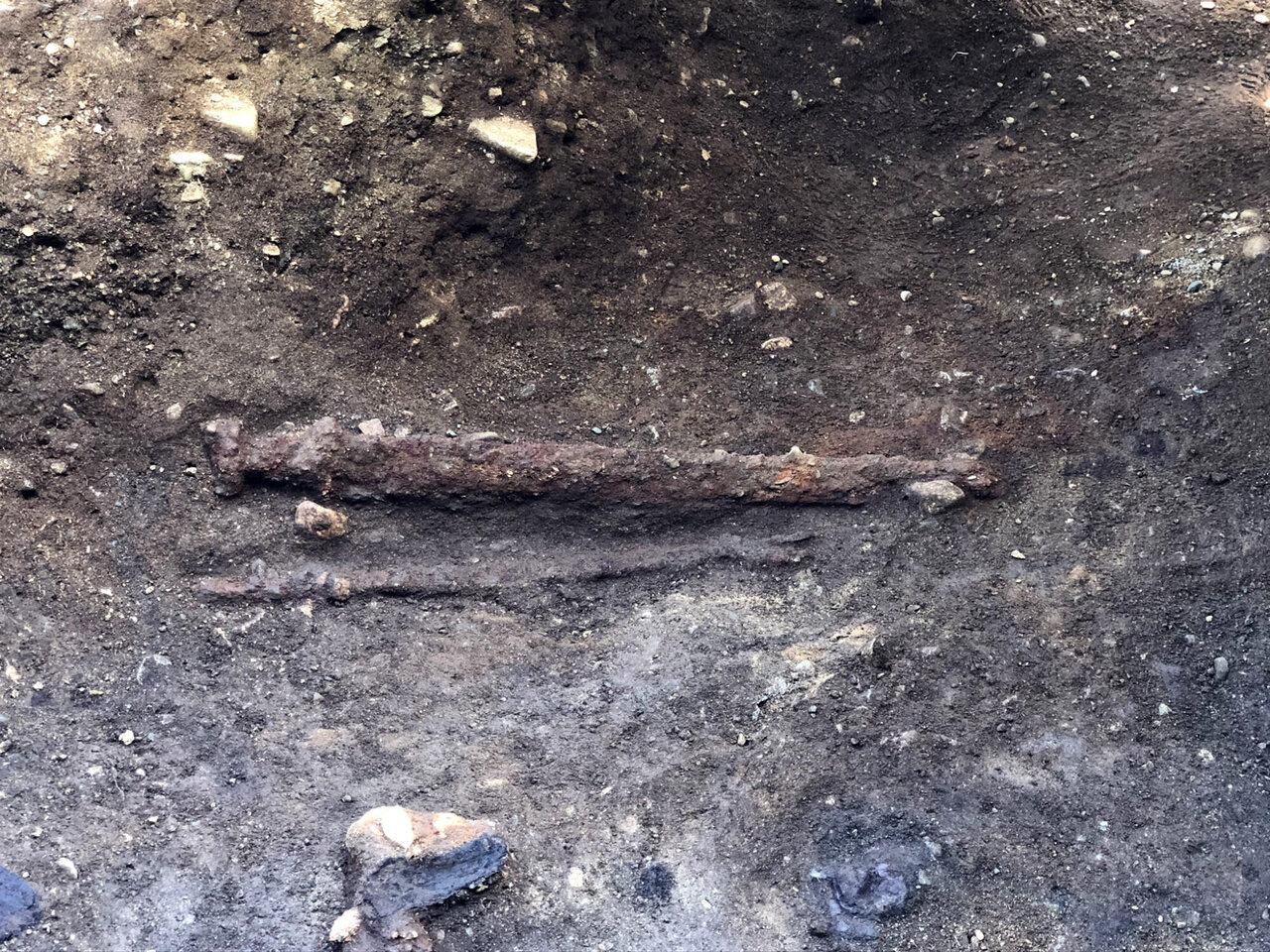 Viking Sword Found in Norway